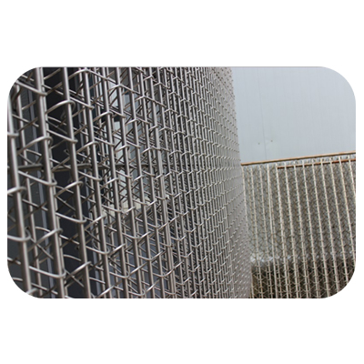 Stainless steel woven mesh for metal mesh sunshade